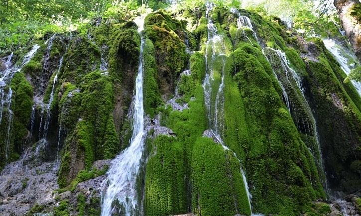 آبشارهای 'اوبن'دودانگه به جمع میراث طبیعی ملی پیوست