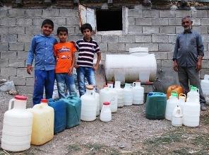 گره مشکلات کمآبی مناطق بالادست چهاردانگه بهدست مردم باز میشود