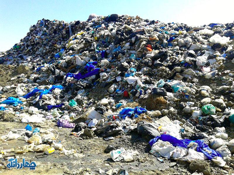 هزینه حمل زباله ساری در ۱۱ سال گذشته، برابر با ساخت چند کارخانه زباله سوز؟!