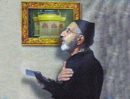 معرفی پیرغلام امام حسین(ع) مرحوم شیخ ولی الله رستمی