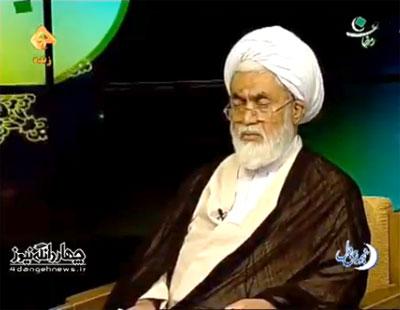 فیلم: حضور امام جمعه چهاردانگه در برنامه ویژه سحر شبکه تبرستان