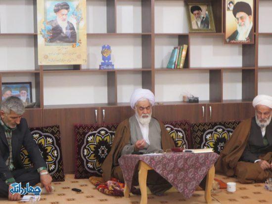 برگزاری جلسه شورای مشورتی برای جشن بزرگ وحدت در چهاردانگه+تصاویر