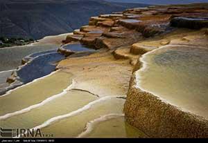 چشمه های آب معدنی سورت در حال نابودي كامل!