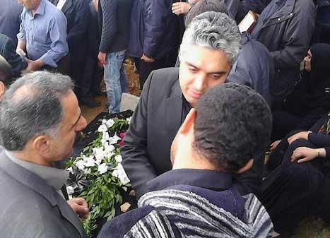 دبیر هیات انجمنهای ورزشی مازندران عزادار شد