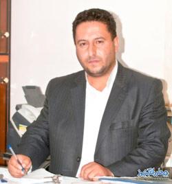 ابراهيم ولاشي، رئيس شوراي بخش چهاردانگه ساري