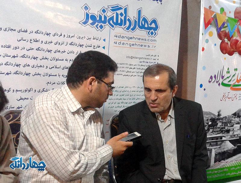 یوسف نژاد: نسبت به وضعیت چشمه سورت هشدار دادم