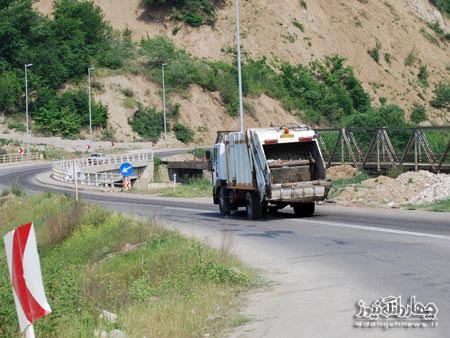 صدور حکم بازداشت چند شهردار در مازندران به دلیل دپوی زباله