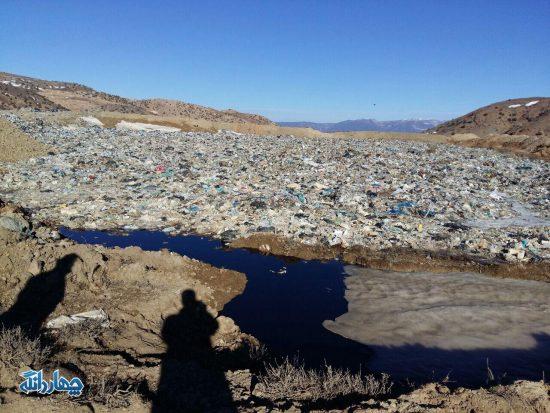 آقای فرماندار مشکل انتقال زباله به چهاردانگه را حل کنید
