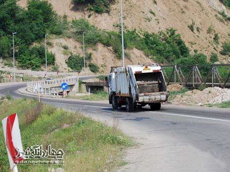 مافیای انتقال زباله در مازندران چه کسانی هستند؟